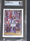 1992-93 Topps Shaquille O'Neal Rookie Card GOLD RC! #362 SGC 8 HOF! PSA BGS