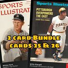 2021 Topps X Sports Illustrated Baseball Cards Checklist Guide 12