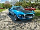 1969 Ford Mustang 1969 Ford Mustang Fastback with Boss 302 stripes