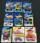 97 to 15 Hot Wheels Dairy Delivery Lot of 9 Different  All Listed