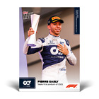 2021 Topps Now Formula 1 F1 Racing Cards Checklist Guide 17