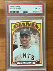 Willie Mays Deal Formally Announced by Topps 21