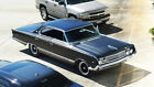 1964 Mercury Marauder Fastback Factory AIR Matching Numbers Big Block RARE Home Office Reserve Promo Car 500hp Matching Numbers Hot Rod TRADES OK