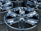 FREE SHIPPING 4 20 OEM CHROME FORD F 150 F150 LINCOLN NAVIGATOR FACTORY WHEELS