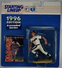 1996 Starting Lineup Extended Series Dave Justice Baseball Figure #70