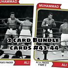 2021 Topps Muhammad Ali The People's Champ Collection Cards 18