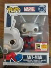 Funko Pop! Marvel Ant-Man #350 2018 Summer Convention Exclusive w Protector