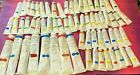 65 Winsor  Newton Artists Oil Colors 200ml  37ml sealed tubes mix of colours