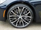 21 BMW Wheels and Tires STYLE 687 740i 750i m760 OEM 7 series G11 G12 G30 G31