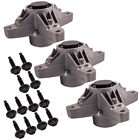 3x Blade Spindle Assembly for Cub Cadet MTD 38 54 Inch 2146 918 3129C 918 04426