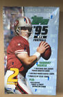 1995 Topps Series 2 Two Football Hobby Box Sealed
