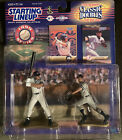 1999 DEREK JETER STARTING LINEUP Classic Doubles Minors to the Majors