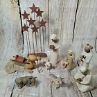 Willow Tree 9pc Nativity Scene Including Wise Man Set and Stars And More read