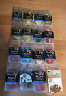 8 25mm Bazzill Wings Lot Big Brads New 15 Boxes Total And Random Brads