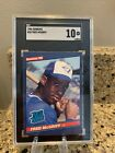 Top 10 Fred McGriff Baseball Cards 23