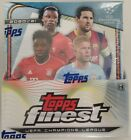 2020-21 Topps Finest UEFA CHAMPIONS LEAGUE Soccer Hobby Box Sealed!