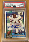 2015 Topps 60th Anniversary Retired Autograph Football Cards 10
