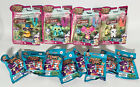 Animal Jam Toy Lot Full Set Of 4 + 8 Extra Blind Mystery Bags New in Package NIP