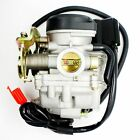 Electric Auto Choke 18mm Carb Carby Carburetor GY6 50cc Scooter Quad Bike Buggy