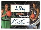 KYLE LOWRY ALLAN RAY 2006 TOPPS FULL COURT ROOKIE AUTO AUTOGRAPH RC CARD!