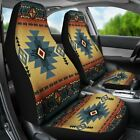 Blue Pattern Native American Car Seat Covers Car Accessories Gift for Her Cus
