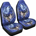 Wolve Native American Car Seat Covers Car Accessories Custom Seat Covers