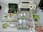 Cricut Expression Personal Electronic Cutter CRV001 Crafting Machine With Extras