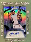 2019 Panini Prizm Byron Buxton Auto Autograph Card Silver Refractor Prizm #S-BY