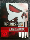 THE PUNISHER EXTENDED CUT STEELBOOK BLU RAY Region ALL Thomas Jane