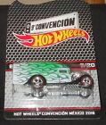 Hot Wheels 2016 Mexico Convention Blown Delivery Rare RRs 7 20 MOMC