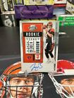 2020 Panini Contenders Optic Football Cards - Rookie Ticket SP/SSP Info Added 24
