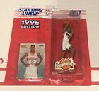 1996 Starting Lineup - Extended Series - Allen Iverson - Sixers  - Nice!