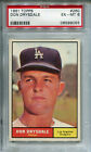 Don Drysdale Cards and Autographed Memorabilia Guide 5