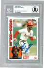 Ozzie Smith Cards, Rookie Cards and Autographed Memorabilia Guide 31