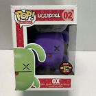 funko pop! ugly doll Uglydoll OX #2 2012 comic con Exclusive 1 480 Limited Run