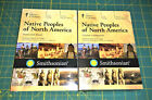 Native Peoples of North America Great Courses 4 DVD Set + Guidebook + Transcript