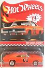 HOT WHEELS RLC STYLE CARD GENERAL LEE 69 DODGE CHARGER CUSTOM MADE