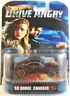 HOT WHEELS RETRO ENTERTAINMENT DRIVE ANGRY 69 DODGE CHARGER R T CUSTOM