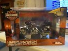 Diecast Promotions 112 Scale 2008 Harley Davidson Ultra Classic Motorcycle
