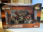 Diecast Promotions 112 Scale Harley Davidson Ultra Classic Motorcycle