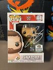 Zack Ryder Matt Cardona WWE Funko Pop HQ Exclusive Limited To 500 Pieces Signed