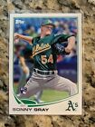 Sonny Gray Rookie Cards and Key Prospect Cards Guide 19