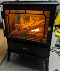 Used Dimplex GOS20 Gosford Log Effect Freestanding Electric Fire *no remote* 0