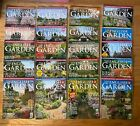 Lot of 20 The English Garden Magazine back issues