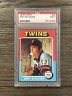 Bert Blyleven Cards, Rookie Cards and Autographed Memorabilia Guide 7