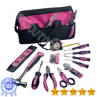 Pink Tool Kit Repair  Tool Storage Bag 24 Piece Great For Gift Free Shipping