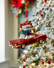 Sold Out Neiman Marcus Exclusive 2019 Sports Car Ornament with Packages NIB