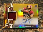2013 Topps Finest Football Cards 58