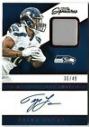 2016 Panini Prime Signatures Football Cards - Short Print Info Added 7