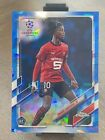2020-21 Topps Chrome UEFA Champions League Soccer Cards 34
